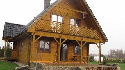 Wooden - House